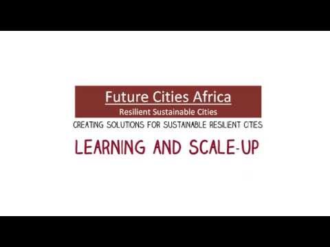 Future Cities Africa (EN): A Digital Learning Platform for Resilient & Sustainable Cities