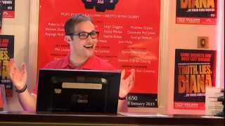 Freeview found Freddy at the THEATRE – funny reactions