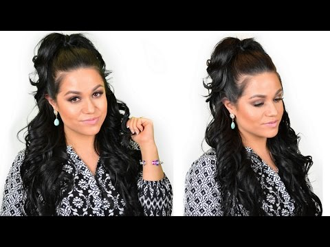 How I Clip In And Style My Extensions Doovi
