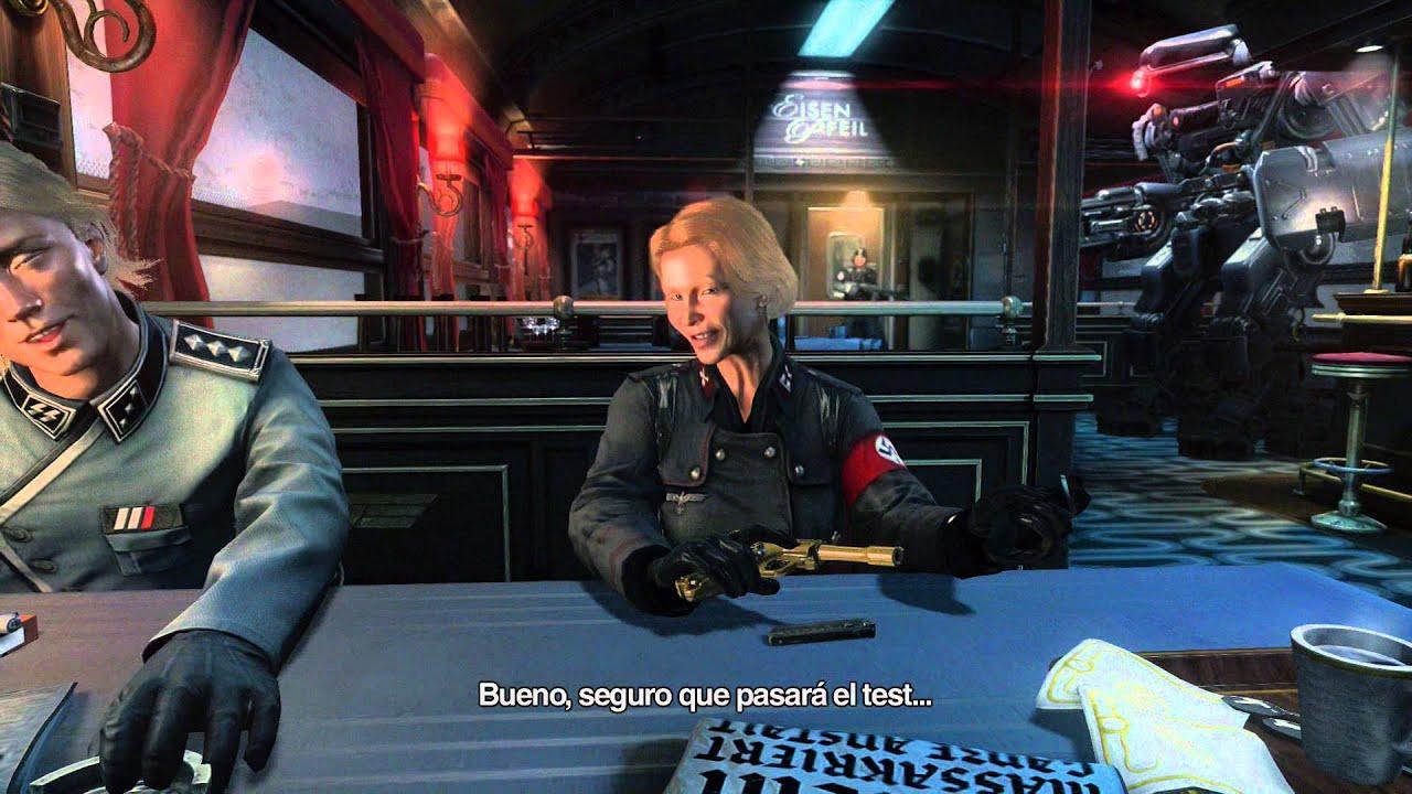 Wolfenstein The New Order Gameplay Gameplay de Wolfenstei...