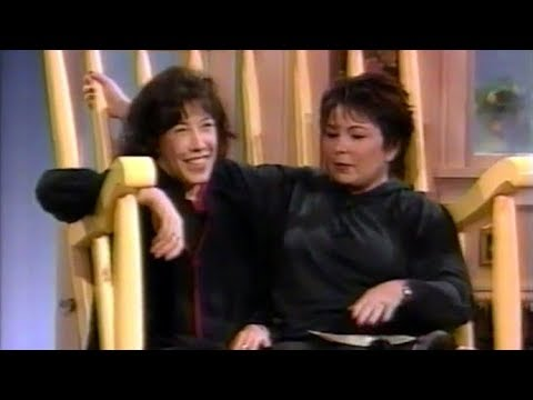 The Roseanne Show (1998) #8 with Lily Tomlin, Ann Richards & Cher