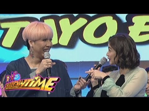 It's Showtime: Vice compliments Maja Salvador's acting in Wildflower