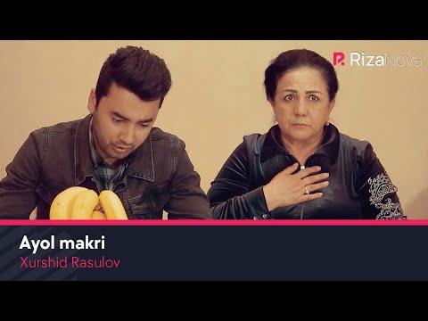 Xurshid Rasulov - Ayol makri | Хуршид Расулов - Аёл макри (Muhabbat va nafrat filmiga soundtrack)