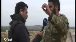 الفصائل المقاتلة تحرز أكبر تقدم لها شمال حماة - جولة الرابعة