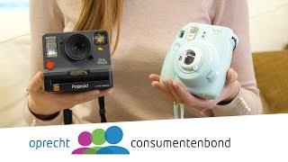 Fujifilm Instax Mini 9 en Polaroid OneStep2 i-Type - Review (Consumentenbond)