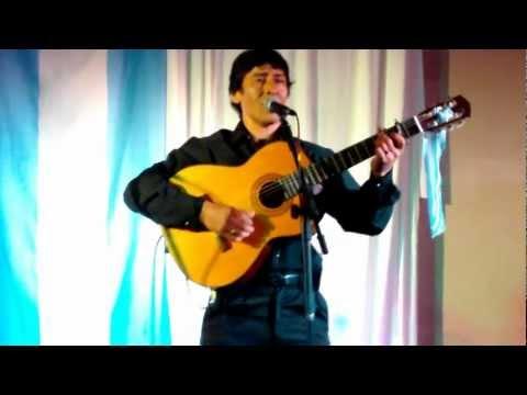 Canciones de Malvinas- Martin Mena - Puerto Madryn