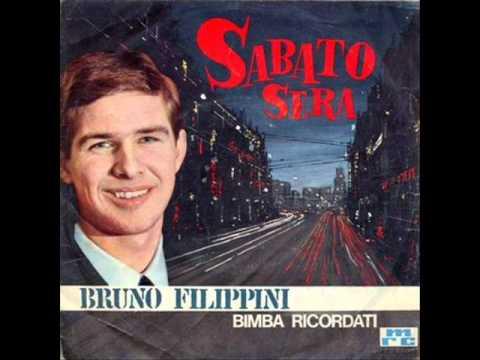 Bruno Filippini   Bimba Ricordati   Pallesi  Malgoni   1964