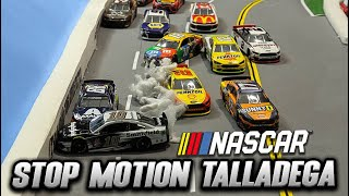 Stop Motion: A photo-finish and several wild rides at Talladega Superspeedway | NASCAR