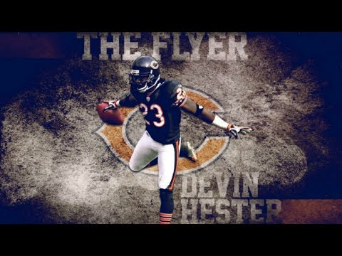 Devin Hester || The Flyer || Ultimate Highlights