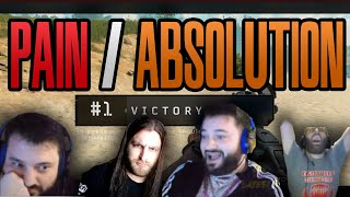 Pain/Absolution - FYM Finally Clunches A Blackout Win