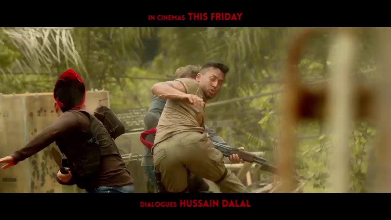 Baaghi 2 In Cinemas This Friday Tiger Shroff Disha Patani Ahmed Khan Sajid Nadiadwala