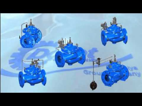 INTRODUCTION: CONTROL VALVE SERIE 300 DOROT