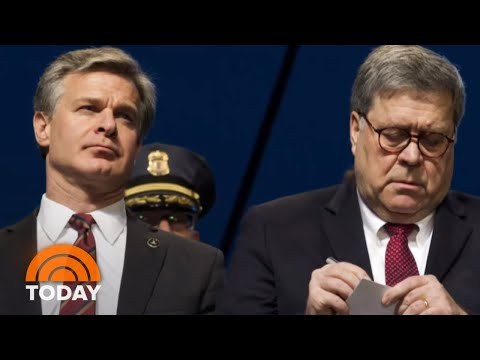 Attorney General William Barr: FBI Acted In 'Bad Faith' In Russia Investigation | TODAY