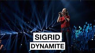 Sigrid | Dynamite [LEGENDADO] (Live)