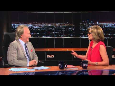 Real Time with Bill Maher: Caitlin Flanagan on PC Culture (HBO)