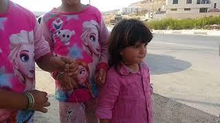 اطفال فلسطين مع جمال العمواسي