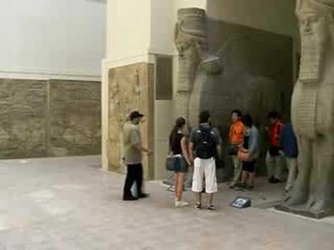 Paris - Louvre Museum - Iran section