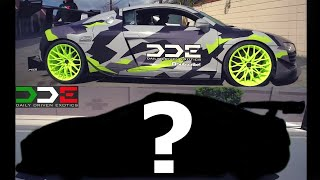 DDE R8 TRADED for NEW SUPERCAR!?