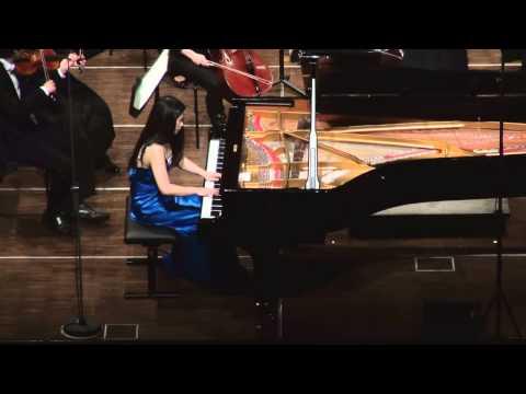 Anny Hwang OCL Beethoven Nr2 3 Satz