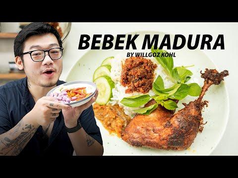 Resep Bebek Goreng Madura ala William Gozali untuk Buka Puasa