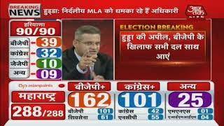 Haryana Results: चुनाव के नतीजों में नहीं दिख रहा 'वो' फैक्टर जिसके दम पर पार्टियां भर रही थी दम !