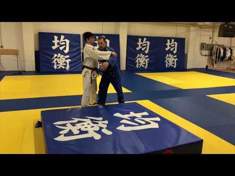 How to do the Mongolian Uchi Mata