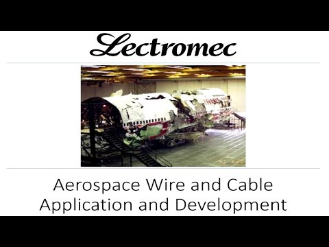 Aircraft Wire and Cable Application and Developments