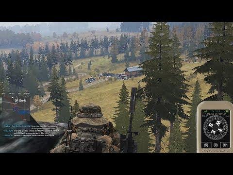 FORECON - 3 Man Sniper/Recon team [ARMA3]
