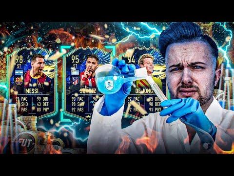 KRANKE TOTS PLAYER PICKS 😍 FIFA 21: XXL La Liga TOTS Pack Experiment 🔥