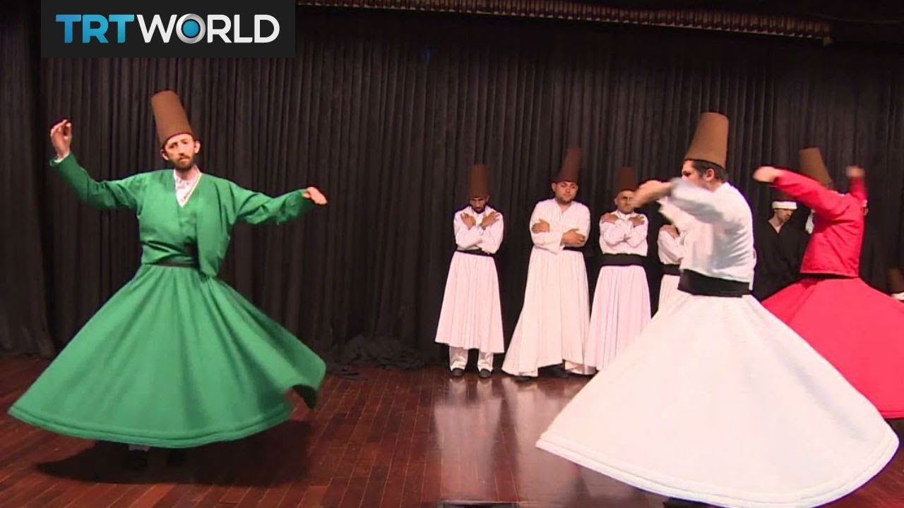 Turkish Culture: Disabled dancers thrive as whirling dervishes