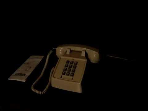 CORTELCO ITT 2500 Classic Phone Ring
