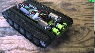 Heng Long 1/16 M41a3 Bulldog Rc Tank, Dual 540 Motors, Worm Gear Drives