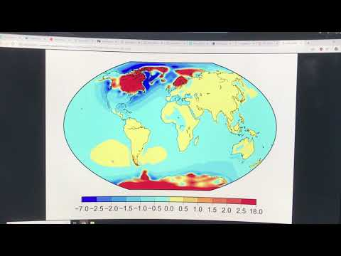 Surprising Effects from Rapid Glacier Melt in Greenland and Antarctica: 2 of 2
