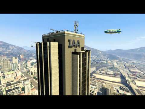 GTA 5 Federal Investigation Bureau