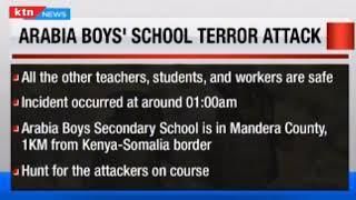 Two teachers killed after al Shabaab attack in Northern Kenya