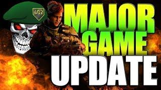 New Black Ops 4 Major GAME UPDATE Coming This Week!