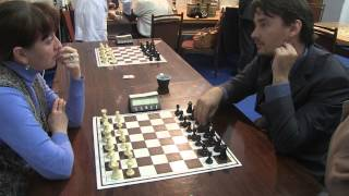 Repeat youtube video 2013-09-29 WGM Matveeva - GM Morozevich ENDGAME Vasjukov Handicap EGF01 *7