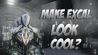 Warframe : How to Make Excalibur look cool! thumbnail