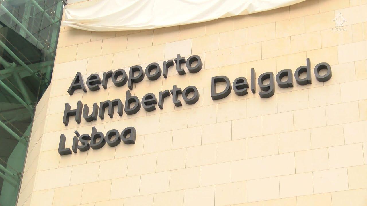 Aeroporto Internacional De Lisboa Nome : Aeroporto de lisboa passa a chamar se humberto delgado