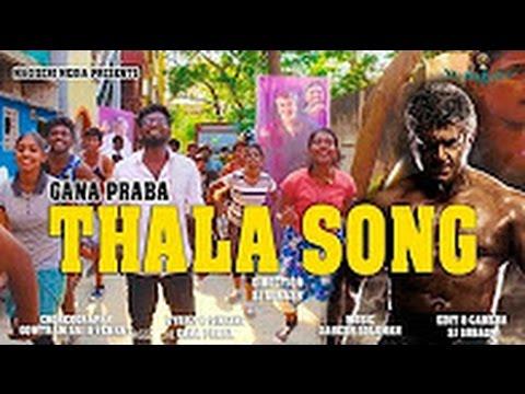Chennai gana Thala Song 2017 VivegamThala 57 Lastest update