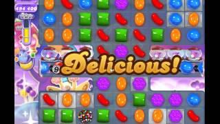 Candy Crush Saga Dreamworld Level 538 No Booster