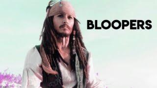 Johnny Depp   Best Bloopers