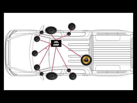 Toyota Tundra 2007- 2013 How to remove stock stereo hea