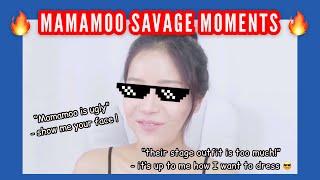 MAMAMOO SAVAGE MOMENTS