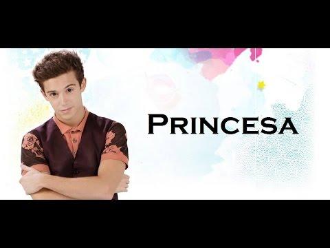 Soy Luna 2 - Letra Princesa