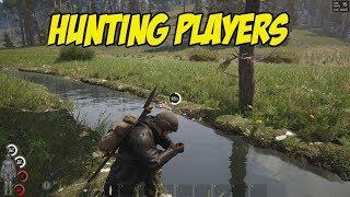 SCUM - HUNTING PLAYERS