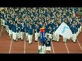 North & South Koreans march under same flag in Pyeongchang Games?