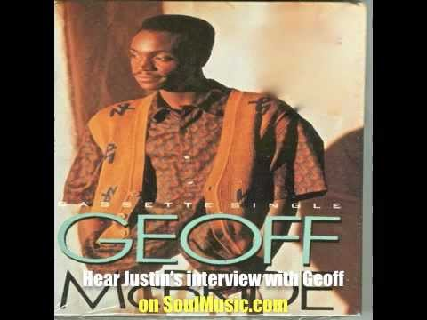 Geoff McBride — Can't Stop (1990 R&B/Soul Groove)