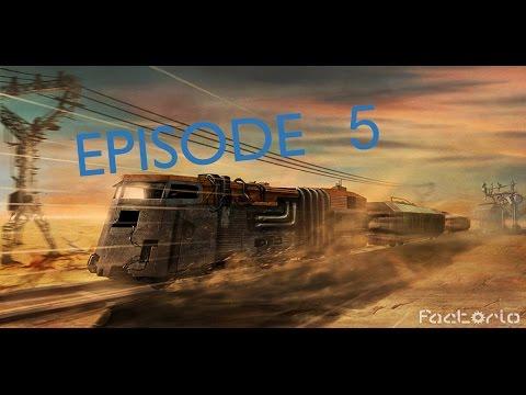 Factorio Episode. 5