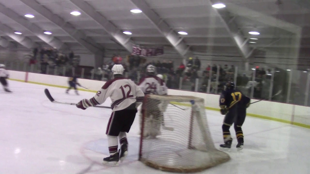 NCCS - Lake Placid Hockey  1-2-19